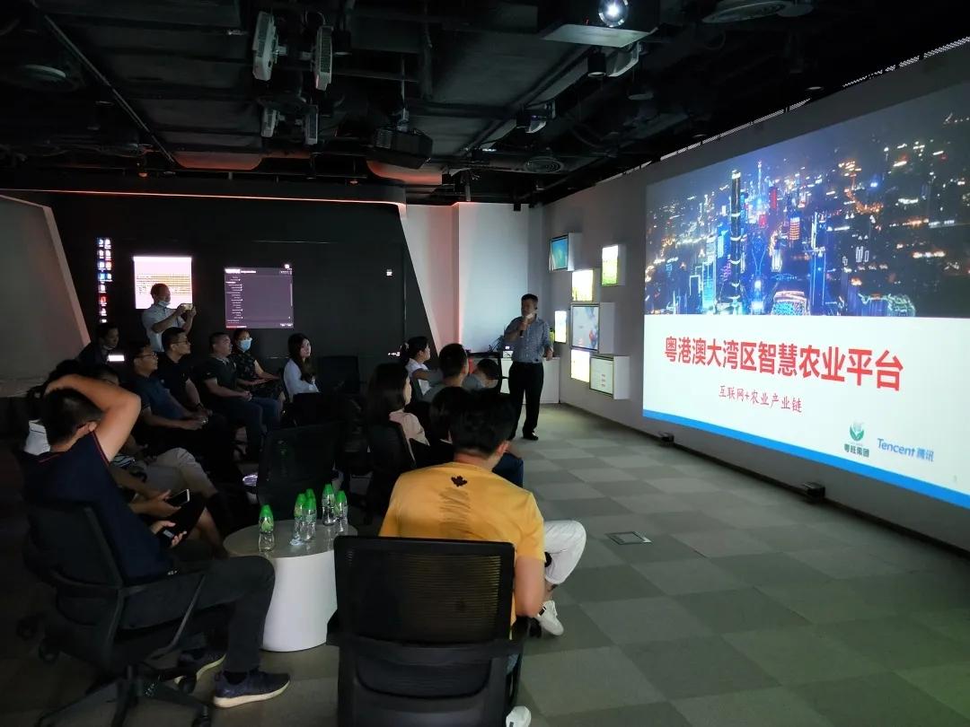 新丰县县委常委潘文辉一行考察粤旺集团