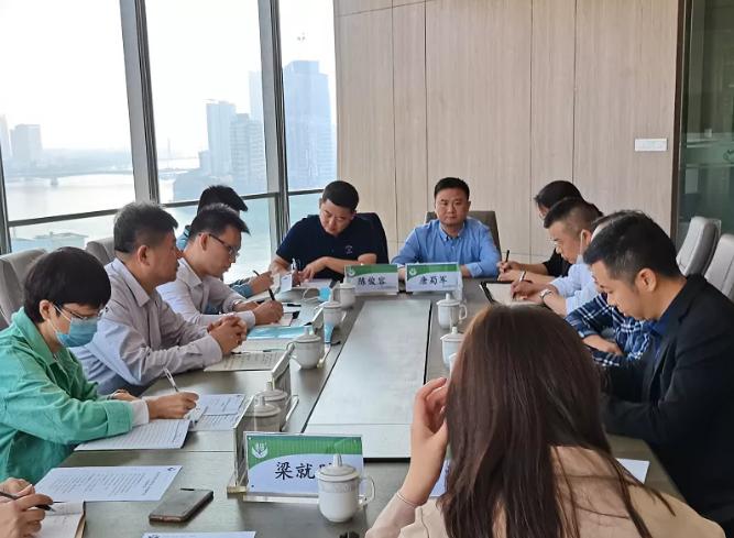 广东省发改委赴粤旺集团进行东西部协作产业扶贫专题调研
